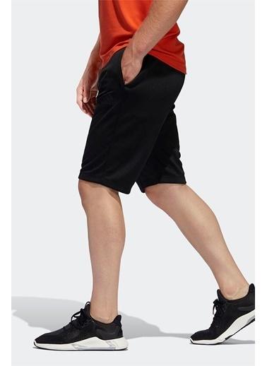 adidas Adidas Erkek Koşu - Yürüyüş Şort City Long Short Fl1501 Siyah